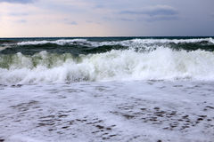 θύελλα Μεσογείων Στοκ Φωτογραφίες