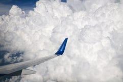θύελλα πτήσης σύννεφων Στοκ εικόνες με δικαίωμα ελεύθερης χρήσης