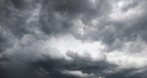 θύελλα σύννεφων Στοκ εικόνες με δικαίωμα ελεύθερης χρήσης