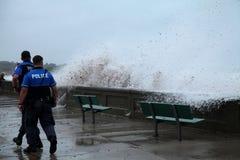 θύελλα της Irene τροπική Στοκ εικόνα με δικαίωμα ελεύθερης χρήσης