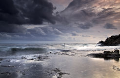 θύελλα φθινοπώρου Στοκ εικόνες με δικαίωμα ελεύθερης χρήσης