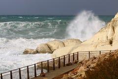 θύελλα Μεσογείων Στοκ φωτογραφία με δικαίωμα ελεύθερης χρήσης