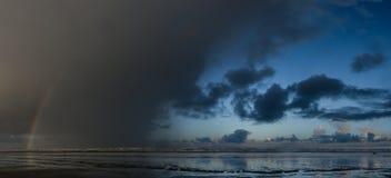 θύελλα προσέγγισης Στοκ φωτογραφία με δικαίωμα ελεύθερης χρήσης