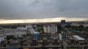 Θύελλα της Ταϊλάνδης Στοκ Εικόνες