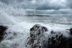 Θύελλα - 2 Στοκ φωτογραφία με δικαίωμα ελεύθερης χρήσης