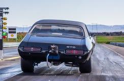 Θύελλα GTO Pontiac Στοκ εικόνα με δικαίωμα ελεύθερης χρήσης