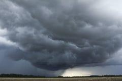 Θύελλα, Supercell Στοκ Φωτογραφίες