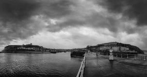 θύελλα whitby Στοκ εικόνες με δικαίωμα ελεύθερης χρήσης