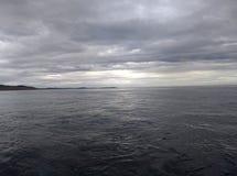 θλιβερός ουρανός Στοκ εικόνα με δικαίωμα ελεύθερης χρήσης