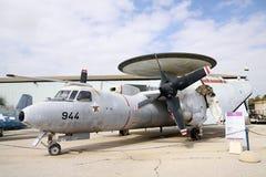 Θλνορτχροπ Grumman ε-2 Hawkeye Στοκ φωτογραφία με δικαίωμα ελεύθερης χρήσης