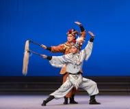 """Θλφαηρθχηλδ των ελαφιών και του γερανού - το δεύτερο πράξη-Kunqu Opera""""Madame άσπρο Snake† Στοκ εικόνες με δικαίωμα ελεύθερης χρήσης"""