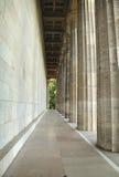 διάβαση πεζών ναών Στοκ Εικόνα