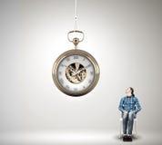 διάβαση του χρόνου Στοκ φωτογραφία με δικαίωμα ελεύθερης χρήσης