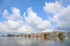 Ιάβα Kade, νησί Άμστερνταμ της Ιάβας Στοκ Εικόνα