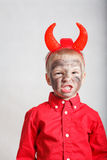 διάβολος λίγα Στοκ εικόνες με δικαίωμα ελεύθερης χρήσης