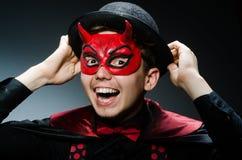 διάβολος αστείος Στοκ φωτογραφία με δικαίωμα ελεύθερης χρήσης