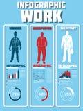 Διάγραμμα στοιχείων Infographic και γραφικός Στοκ εικόνες με δικαίωμα ελεύθερης χρήσης
