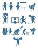 διάνυσμα ανθρώπων επιχειρ Ελεύθερη απεικόνιση δικαιώματος