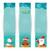 διάνυσμα απεικόνισης Χριστουγέννων eps10 εμβλημάτων ελεύθερη απεικόνιση δικαιώματος