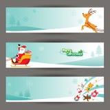 διάνυσμα απεικόνισης Χριστουγέννων eps10 εμβλημάτων απεικόνιση αποθεμάτων