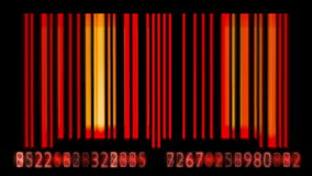 διάνυσμα απεικόνισης s κώδικα ράβδων συντακτών απεικόνιση αποθεμάτων