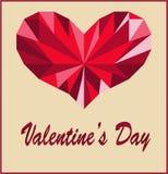 διάνυσμα βαλεντίνων αγάπης απεικόνισης ημέρας ζευγών Στοκ εικόνες με δικαίωμα ελεύθερης χρήσης