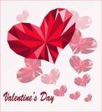 διάνυσμα βαλεντίνων αγάπης απεικόνισης ημέρας ζευγών Στοκ φωτογραφία με δικαίωμα ελεύθερης χρήσης