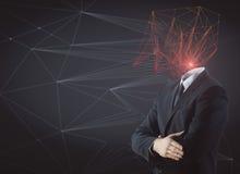 διάνυσμα δικτύων απεικόνισης σχεδίου έννοιας Στοκ Φωτογραφία