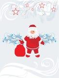 διάνυσμα καρτών απεικόνισης Χριστουγέννων eps10 Σελίδα τίτλου για το σχέδιο Στοκ Φωτογραφίες