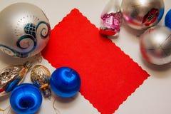 διάνυσμα καρτών απεικόνισης Χριστουγέννων eps10 Στοκ Εικόνες