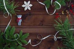 διάνυσμα καρτών απεικόνισης Χριστουγέννων eps10 Στοκ φωτογραφίες με δικαίωμα ελεύθερης χρήσης