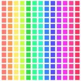 διάνυσμα μουσικής ατόμων χρώματος ανασκόπησης Στοκ φωτογραφία με δικαίωμα ελεύθερης χρήσης