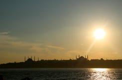 διάνυσμα οριζόντων σχεδίου πόλεων ανασκόπησής σας Στοκ φωτογραφίες με δικαίωμα ελεύθερης χρήσης