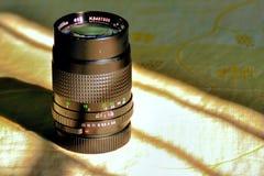 διάνυσμα ουράνιων τόξων φακών απεικόνισης επίδρασης eps10 φωτογραφικών μηχανών Στοκ Φωτογραφίες