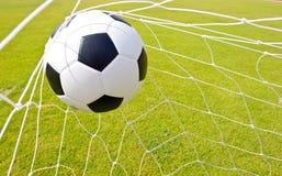 διάνυσμα ποδοσφαίρου σ&ta Στοκ εικόνα με δικαίωμα ελεύθερης χρήσης