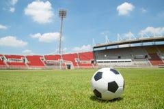 διάνυσμα ποδοσφαίρου σ&ta Στοκ Φωτογραφίες