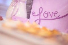 διάνυσμα σημαδιών πλέγματος αγάπης Στοκ Εικόνα