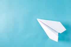διάνυσμα σχεδίου εγγράφου origami κατασκευής σχεδιαγράμματος απεικόνισης αεροπλάνων Στοκ εικόνες με δικαίωμα ελεύθερης χρήσης