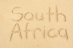 διάσημα βουνά kanonkop της Αφρικής κοντά στο γραφικό αμπελώνα νότιων άνοιξη Στοκ εικόνα με δικαίωμα ελεύθερης χρήσης
