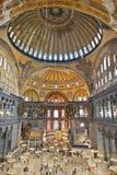 διάσημο sophia της Κωνσταντινούπολης hagia Στοκ εικόνες με δικαίωμα ελεύθερης χρήσης