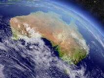 διάστημα της Αυστραλίας απεικόνιση αποθεμάτων