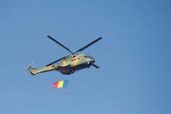 1 διάσωση στρατιωτικής κατάληψης ελικοπτέρων Στοκ Φωτογραφίες