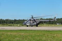 1 διάσωση στρατιωτικής κατάληψης ελικοπτέρων Στοκ Φωτογραφία