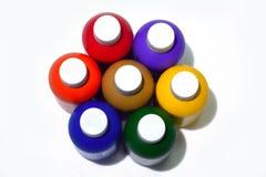 Διάφορα χρώματα Στοκ εικόνες με δικαίωμα ελεύθερης χρήσης