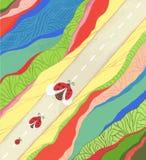 διάδρομος απεικόνιση αποθεμάτων