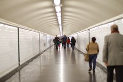 διάδρομος Στοκ Φωτογραφία