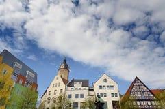 Ιένα, Thuringia Στοκ φωτογραφία με δικαίωμα ελεύθερης χρήσης