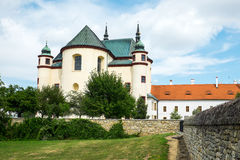 διαγώνιος ιερός ναός εύρ&epsilon Στοκ φωτογραφίες με δικαίωμα ελεύθερης χρήσης