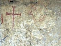 διαγώνιος μεσαιωνικός Στοκ Φωτογραφίες