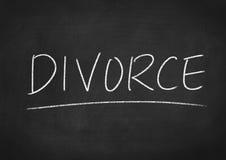 διαζύγιο Στοκ φωτογραφία με δικαίωμα ελεύθερης χρήσης